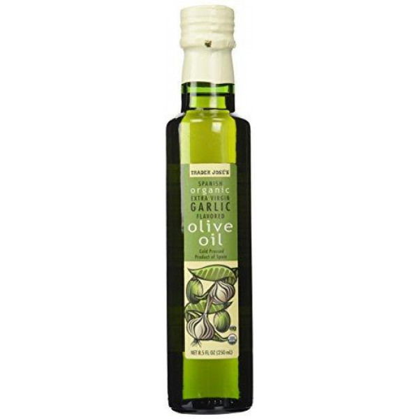 Garlic flavored Olive Oil